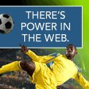 There's Power in the web! Hit every goal with Web Hosting for just $1.99 / mo from Go Daddy! - 125x1
