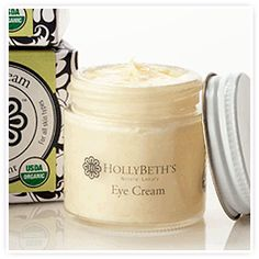 certified organic, this luxurious eye cream would be such a treat. from Hollybeth's - a Southern cult favorite who also has a chocolate and peppermint hair serum I need to check out. Organic Eye Cream, Natural Eye Cream, Best Eye Cream, Camellia Oil, Cold Cream, Hair Serum, Organic Beauty, Baking Ingredients, Cool Eyes