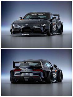 Toyota Supra Mk4, Toyota Cars, Tuner Cars, Jdm Cars, Bmw Z4, Liberty Walk Cars, Sports Car Wallpaper, Army Vehicles, Japanese Cars