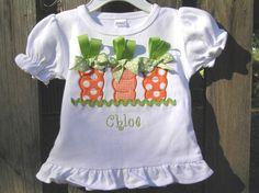 Camiseta con zanahorias
