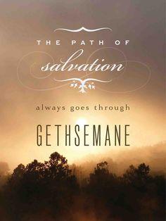 gethsemane.