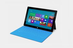 """Microsoft Introduces New """"Surface"""" Tablet"""