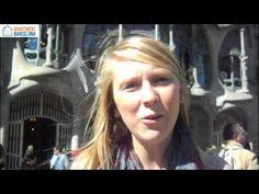 ▶ Passeig de Gràcia Barcelona - Paseo de Gracia Barcelona - YouTube