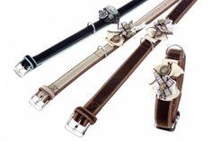 Aus der Kategorie Klassische Halsbänder  gibt es, zum Preis von EUR 59,99  Länge: 60 cm, Breite: 30 mm. Büffelleder mit Samtbesatz, genäht, verchromte Beschläge, Farbe: schwarz/mint Ganz exklusiv! Wer das Außergewöhnliche liebt, der liegt hier richtig. Dieses ganz beson...
