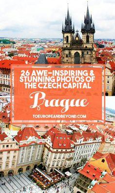 26 Irresistible And Awe-Inspiring Photos Of Prague