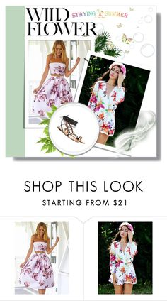 """""""stayingsummer 20/11"""" by zehrica-kukic ❤ liked on Polyvore"""