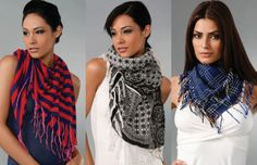 scarves for winter, spring, summer and fall
