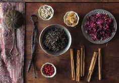 Make Your Own Custom Tea Blends