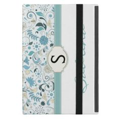 Vintage Floral Damask Monogram Folio iPad Mini Cases today price drop and special promotion. Get The best buyShopping          	Vintage Floral Damask Monogram Folio iPad Mini Cases Review on the This website by click the button below...