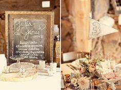 Vintage Outdoor wedding & decor