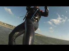 Kitesurfing @ Burry Port Oct 2016 - VIDEO - http://worldofkitesurfing.com/kitesurf/videos-kitesurf/kitesurfing-burry-port-oct-2016-video/