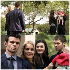 "The Originals – TV Série - Niklaus ""Klaus"" Mikaelson - Joseph Morgan - Elijah Mikaelson - Daniel Gillies - Hayley Marshall - Phoebe Tonkin - rei e rainha - King and queen - lobo Wolf - Rebekah Mikaelson - Claire Holt - casal - couple - amor - love - baby Hope Mikaelson - bebê - brothers - irmãos - daughter - filha - mother - mãe - mom - mamãe - father - pai - dad - papai - sobrinha - niece - uncle - tio - tia - aunt - happy family - família feliz -  2x09 - The Map Of Moments - Mapa Dos…"