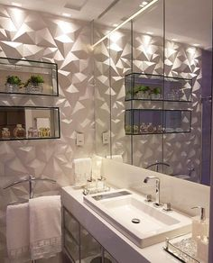 Is your home in need of a bathroom remodel? Give your bathroom design a boost with a little planning and our inspirational bathroom remodel ideas Green Small Bathrooms, Bathroom Red, Bathroom Design Small, Bathroom Interior Design, Modern Bathroom, Bathroom Designs, Bad Inspiration, Decoration Inspiration, Bathroom Inspiration