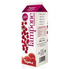 RASPBERRY PUREE, Weight: 1000 gr