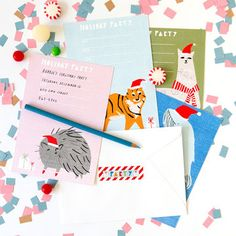 Adorable greeting cards from @yellowowlwkshop now on Fab!