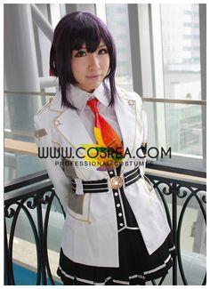 Kamigami no Asobi Yui Kusanagi Cosplay Costume
