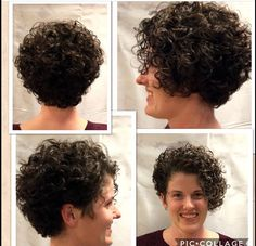 There's nothing better than a fresh curly cut that frames your face perfectly!
