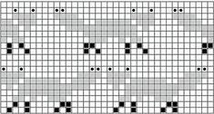 Ideas for knitting charts fox fair isles Fair Isle Knitting Patterns, Fair Isle Pattern, Knitting Charts, Loom Patterns, Stitch Patterns, Fox Pattern, Mittens Pattern, Crochet Cross, Crochet Chart