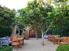 San Ysidro Ranch   The Wine Cellar Stone Fireplace | The Wine Cellar |  Pinterest | Wine Cellars And Wine