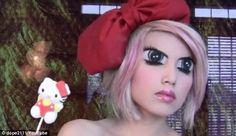 CRAZY Makeup skills!