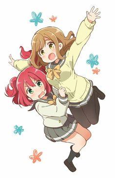 Ruby & Hanamaru