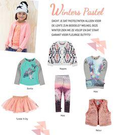 Winters pastel | kleertjes.com #kinderkleding #babykleding #kids