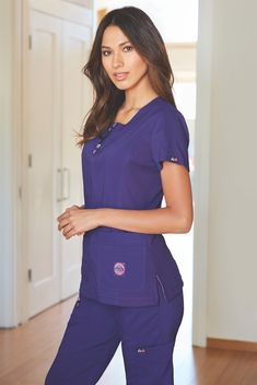 koi Designing Happiness™ - The official home of koi design scrubs. See our latest collections of prints and solids today! Koi Scrubs, Scrubs Uniform, Lab Coats, Scrub Pants, Scrub Tops, Fashion Forward, Medical, Instagram, Caregiver