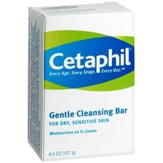 Face Skin Care Special pack of 6 CETAPHIL GENTLE CLEANSING BAR 45 oz by scthkidto *** You can get additional details at the image link.