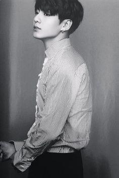 Jeon Jungkook - art, perfectly imperfect. #JK