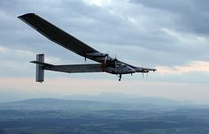 Meet Solar Impulse 2, the solar-powered plane that never has to land and will fly around the world