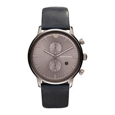 de75419cda5a original Emporio Armani men s watch leather black strap steel for USD Sale  - - Sellao - Buy and Sell Online for Everybody Trade