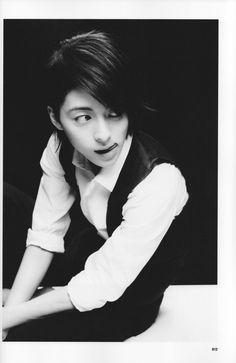 SilverWind @ tumblr: Takasugi Mahiro - Trickster Age vol. 21, scanned...