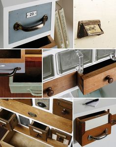 Reclaimed Drawer Furniture 2