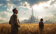 الفيلم المنتظر Tomorrowland 2015 1080p BluRay
