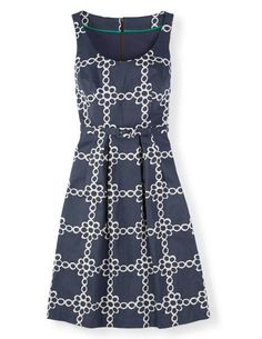 Ava Dress WH762 Cocktail at Boden