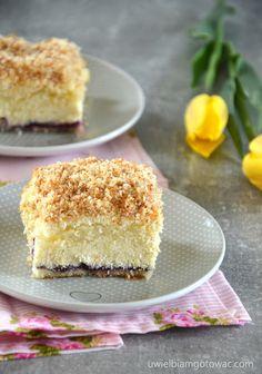 Vanilla Cake, Nutella, Tiramisu, Ale, Food And Drink, Sweets, Ethnic Recipes, Polish, Ideas