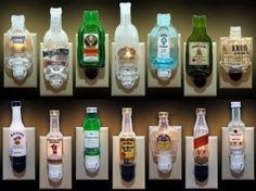 Miniature Liquor Bottle Night Lights Thatu0027s Awesome