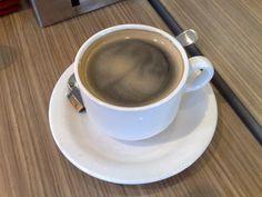 I love black coffee
