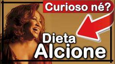 → Vinte quilos mais magra, Alcione dá detalhes da dieta e avisa: Vou per...