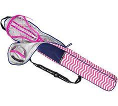 Girls Lacrosse Stick Bag - The Real Slim Chevy by Scout, http://www.amazon.com/dp/B00B1Z53PA/ref=cm_sw_r_pi_dp_A8HNrb1NQ620F