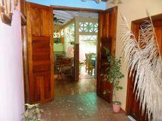 Entrada vivienda Vinales, Cuba, Mirror, Furniture, Home Decor, Balconies, Windows, Bus Station, Cozy