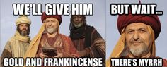 Those are some wise men