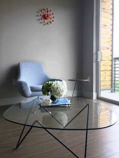 GUBI // Pedrera Coffee Table by Barba Corsini Mid-century Interior, Interior Decorating, Design Show, Room Ideas, Mid Century, Living Room, Coffee, Table, Inspiration