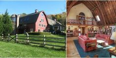 This Country Home Has Ruined Red Barns for Us