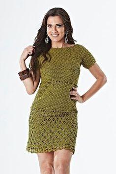 Vestido Verde Anne