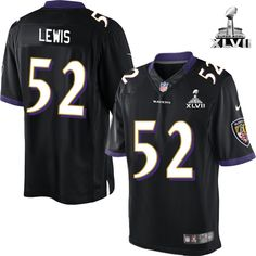 ray lewis black jersey