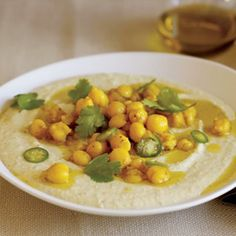 Hummus Gets a Moroccan Twist