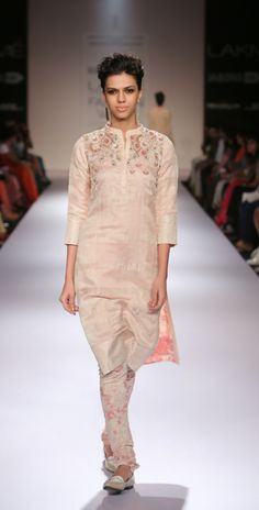Marg by Soumitra Mondal LFW 2014
