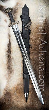 Darksword - Einar - Viking Sword