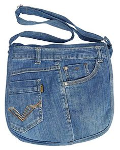 BDJ Upcycling Blue Denim Jean Flap Over Messkabelky šitéenger Crossbo... https://www.amazon.com/dp/B016IDIGPS/ref=cm_sw_r_pi_dp_5aKHxb112KHHP
